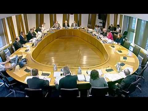 Education and Culture Committee - Scottish Parliament: 21 May 2013