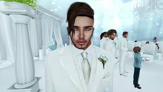 Grey & Les Second Life Wedding - 10.18.17
