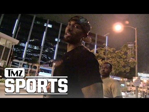 Serge Ibaka -- Matt Barnes Is Just a Clown ... But I'll Still Kick His Ass