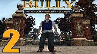 Bully - Bully: Scholarship Edition Walkthrough Gameplay HD - English Class 1 - Part 2