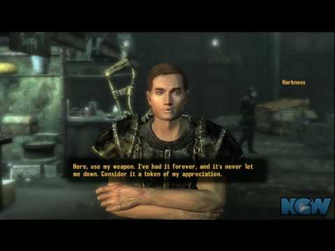 Fallout 3: The Replicated Man - Revealing Harkness (Positive Karma)