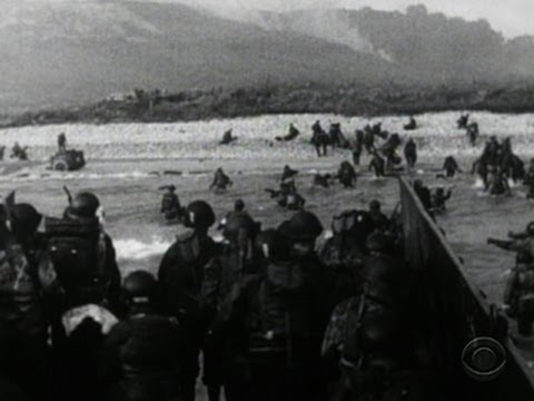 Return to Normandy: Remembering D-Day 70 years later