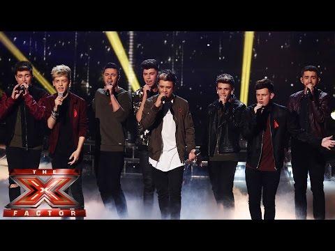 Stereo Kicks sing Snow Patrol/Leona Lewis' Run | Live Week 8 | The X Factor UK 2014