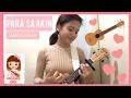 "Lagu ""Ukulele Girl"" Selena Marie covers ""Para Sa Akin"""