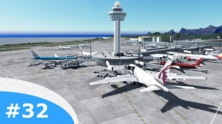Cities Skylines - Littletown: 32 - They getting an airport - Part 2