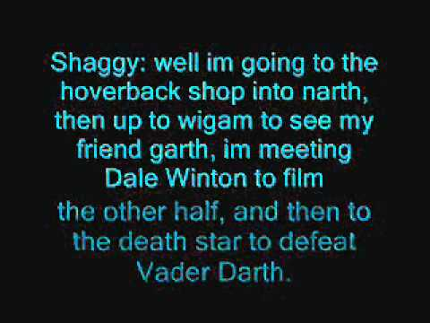 Funny Shit - Shaggy calls the taxi company