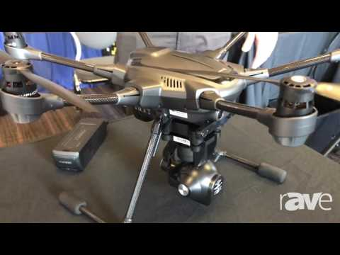 AVI LIVE: Stampede Presents Drones for ProAV Applicaitons