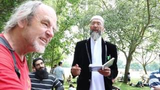 Video: The Bible should not be read by every Christian - Chacha Usman vs Christian