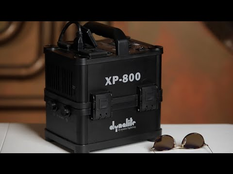 See the # of Times a Dynalite XP-800 will fire a 400 watt pack