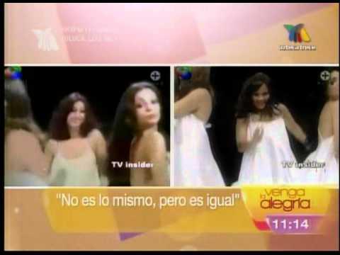 No Es Lo Mismo Pero Es Igual - Las Chicas Del Ballet  Y Raquel Bigorra Parte 2