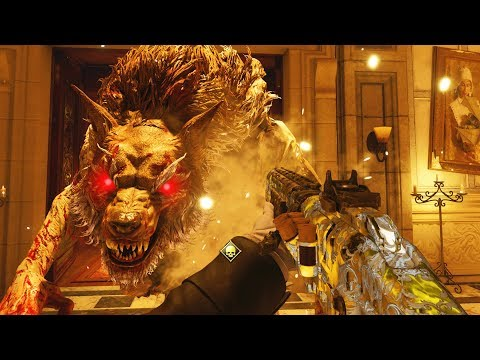 DEAD OF THE NIGHT MAIN EASTER EGG HUNT GAMEPLAY (Black Ops 4 Zombies DLC 1)
