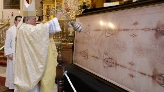 Bendición de la Sábana Santa en Córdoba