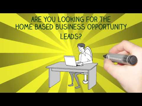 Home Based Business Opportunity Leads - GUARANTEED SUCCESS!