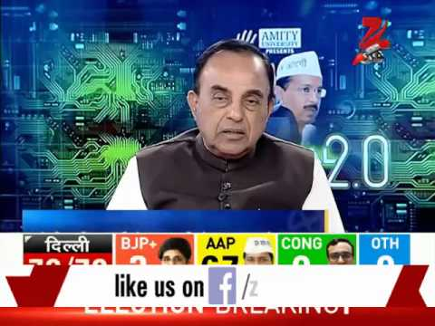 Watch: Zee Adda on Delhi Assembly Election results