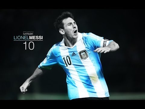 Lionel Messi | World Cup 2014 Promo | HD