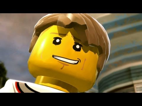 LEGO City Undercover - All Cutscenes