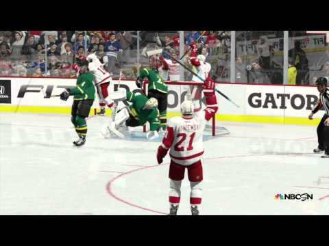 NHL 15 Can't Hold the LEAD - LIVE Reaction - NHL 15 HUT