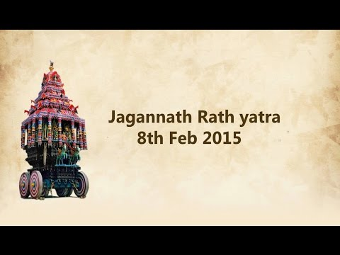 Kalamboli Jagannath Rath Yatra 2015