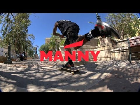 Manny Santiago Tensor MagLight Flying Tooth Truck