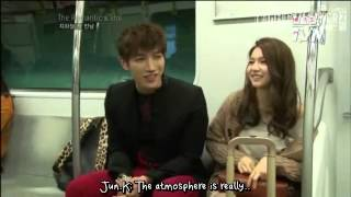 [Eng Sub][Reupload] The Romantic & Idol 2pm's Jun.K Episode 1