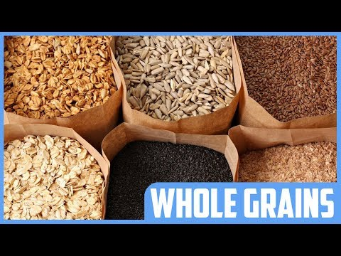 Whole Grains & Coronary Heart Disease, New Research