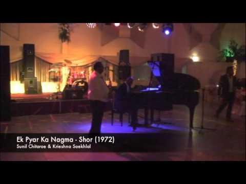 Ek Pyar Ka Nagma - Shor - Performed by Sunil Chitaroe (saxophone...