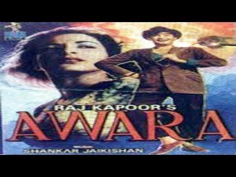 AWAARA - Prithviraj Kapoor Raj Kapoor Nargis