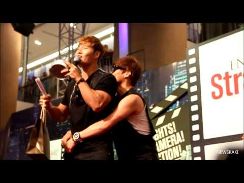 Loveable 사랑스러워 - Kim Jong Kook 김종국 - Encorp Strand Mall's Grand Opening In Malaysia video