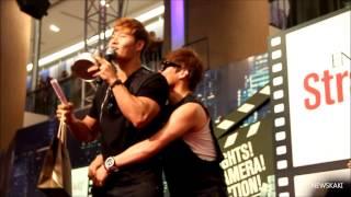 Loveable 사랑스러워 - Kim Jong Kook 김종국 - Encorp Strand Mall's Grand Opening in Malaysia