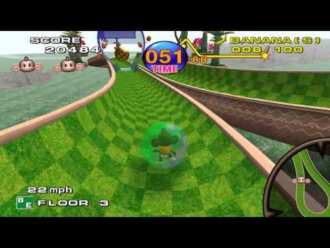 Dolphin Emulator 4.0.2 | Super Monkey Ball [1080p HD] | Nintendo GameCube