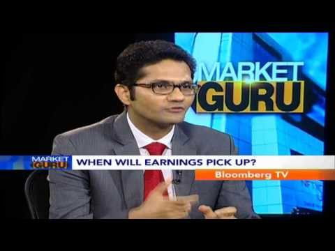 Market Guru- Rupee Fall To Delay Earnings' Revival?