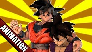 [SFM DBZ] Goku's Perfect Family (ft PM Seymour & YourTextSpoken)