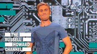 Are Robots Gonna Take Over The Human Race? - The Russell Howard Hour