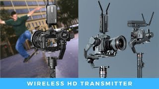 NEW ACCESSORY For Your MIRRORLESS CAMERA! WIRELESS HDMI Transmitter   Hollyland Mars 300