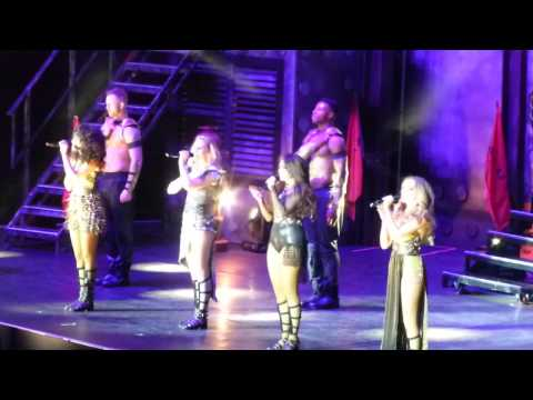 Little Mix - Nothing Feels Like You (hd) - O2 Arena - 25.05.14 video