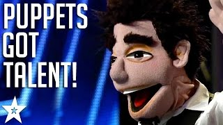 Download Lagu TOP VENTRILOQUISTS on Got Talent! | Got Talent Global Gratis STAFABAND