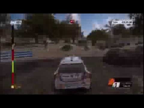 Volkswagen Polo R: WRC World Rally Championship 4 Car Review