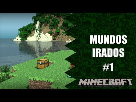 Minecraft - Mundos Irados #1