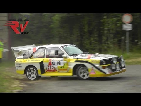 Best of Rally 2016 Crash Maximum Attack On The Limit Flat Out