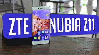 ZTE Nubia Z11: обзор (распаковка) реального соперника OnePlus 3 и Xiaomi Mi5 - unboxing - покупка