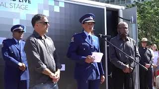 Naila Hassan - Head of New Zealand Police Department's statement on Christchurch Victims.