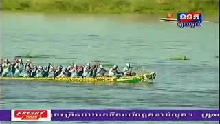TVK, Cambodia Water Festival  November14, 2016, Part 08