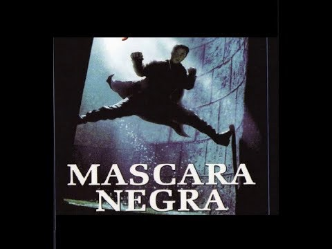 Mascara Negra. Jet Li. Accion Artes Marciales Audio Latino