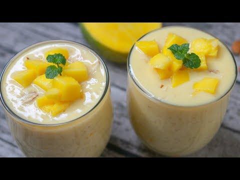 Mango Kheer | Mango Rice Pudding | Mango Phirni | Mango Dessert Recipe