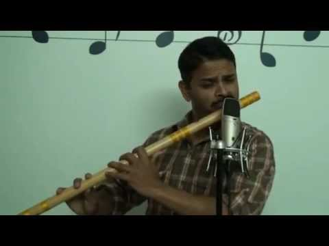 Rimjhim Gire Sawan   Flute Instrumental