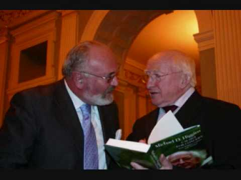 Michael D Higgins-Poetry reading (Part 1)