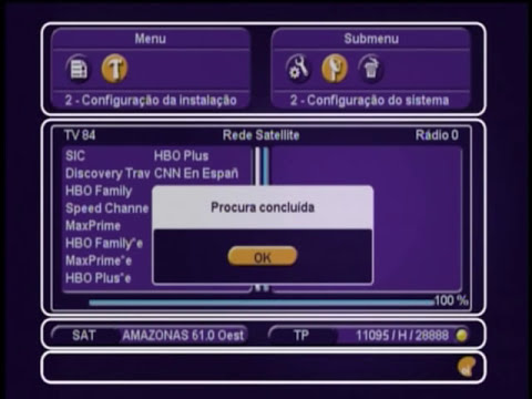 Bug no software da OiTV