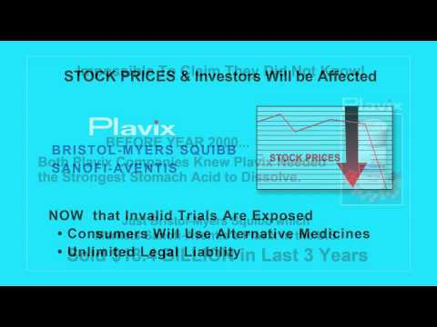 Plavix Prescription Drug Fraud Exposed