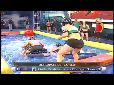 COMBATE La Isla 2/2 - 27/05/13