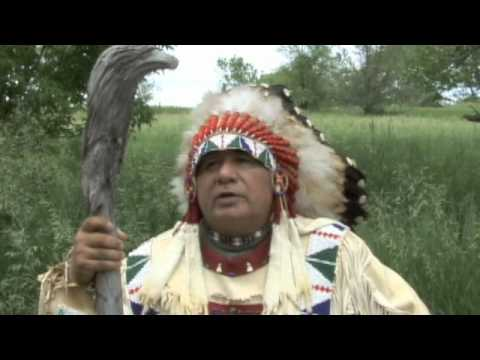 Native American Chief Says it is Time to Share Knowledge